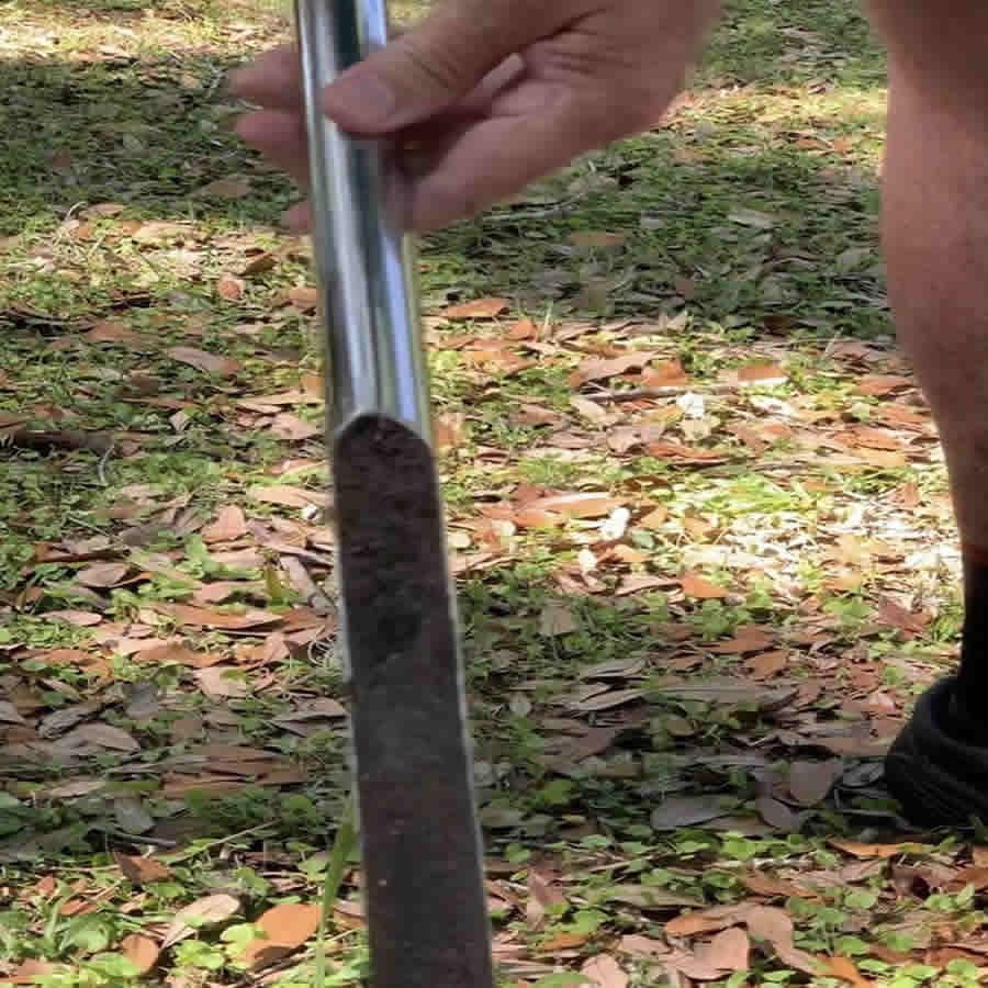 buy soil sampler probe for lawns