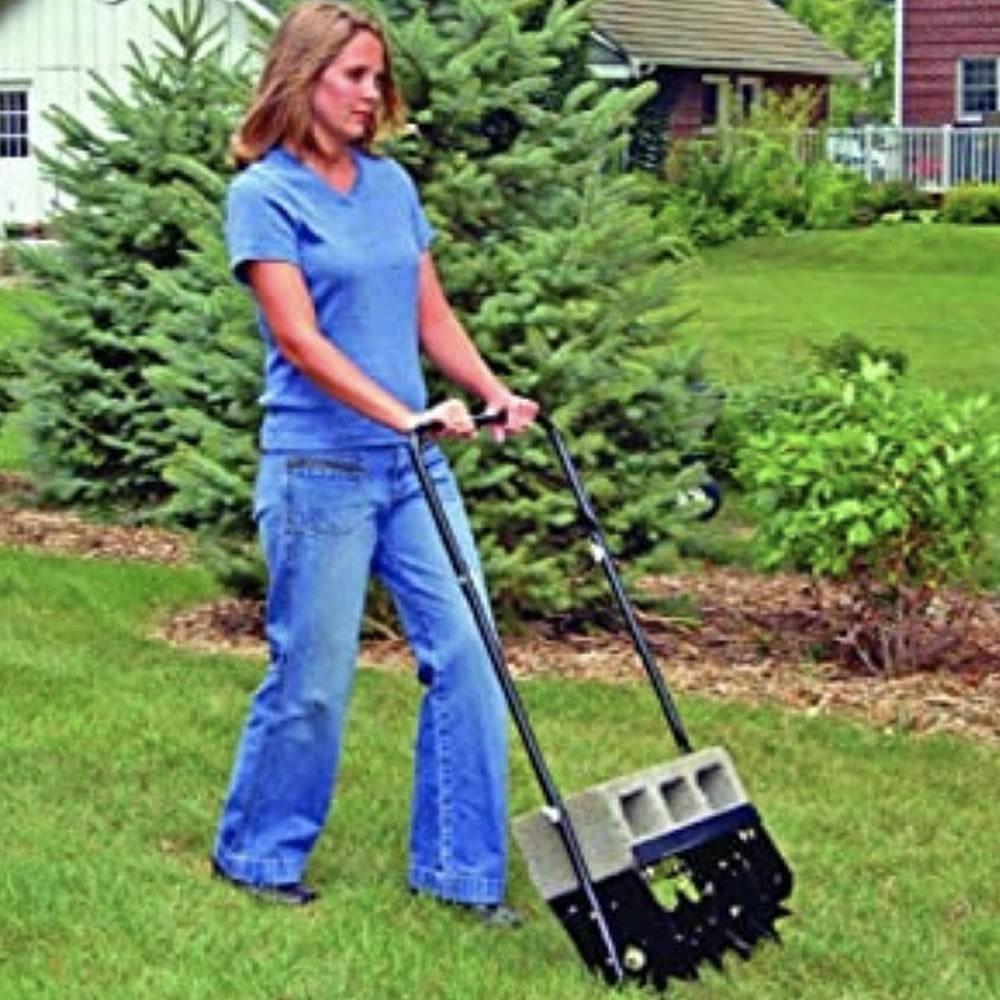 lawn aerator tool