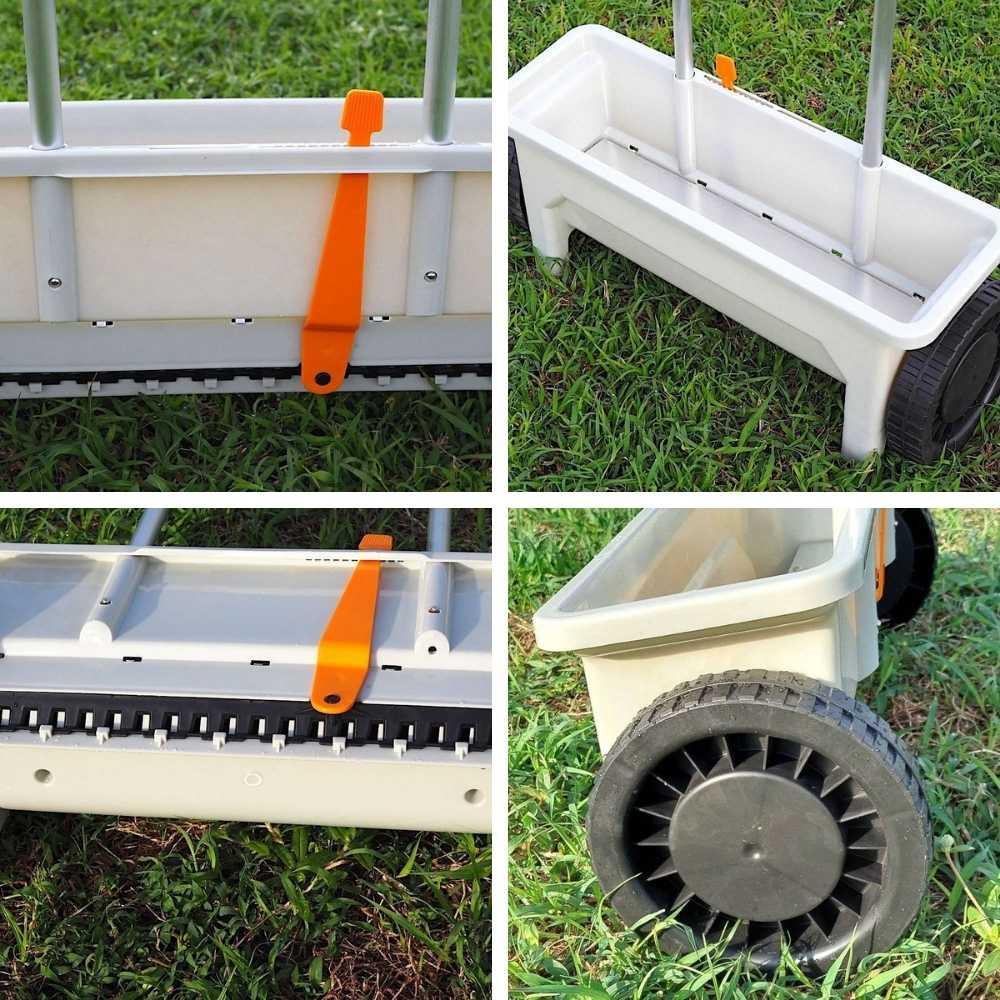buy fertiliser spreader lawn online
